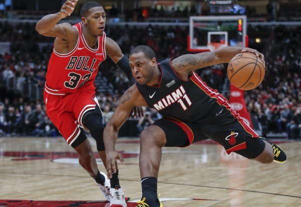 Dion Waiters Miami Heat Chicago Bulls