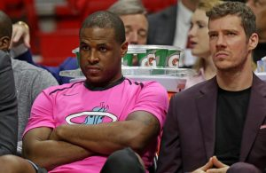 Dion Waiters and Goran Dragic Miami Heat