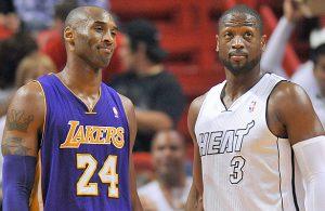 Kobe Bryant vs. Dwyane Wade