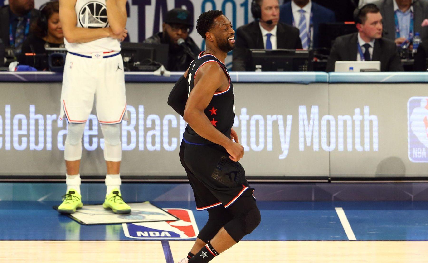 Dwyane Wade All-Star Game