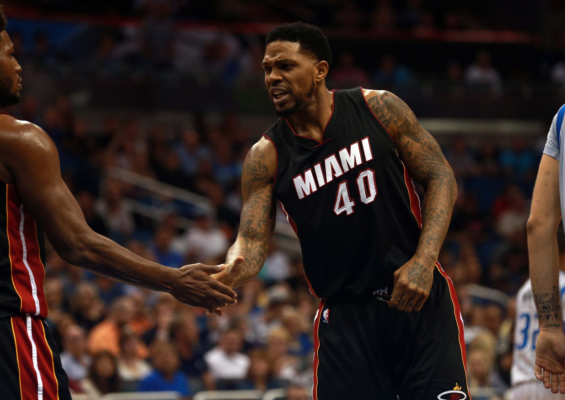 Udonis Haslem Says 2019-20 Will Be Final Season If Teammates Send Him Off the 'Right Way'