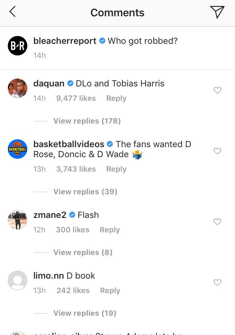 Zaire Wade Instagram