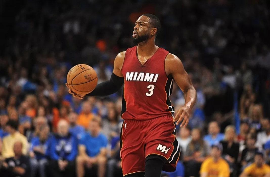 Dwyane Wade Miami Heat 2015