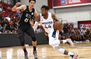 Charles Cooke Minnesota Timberwolves