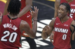 Josh Richardson and Justise Winslow