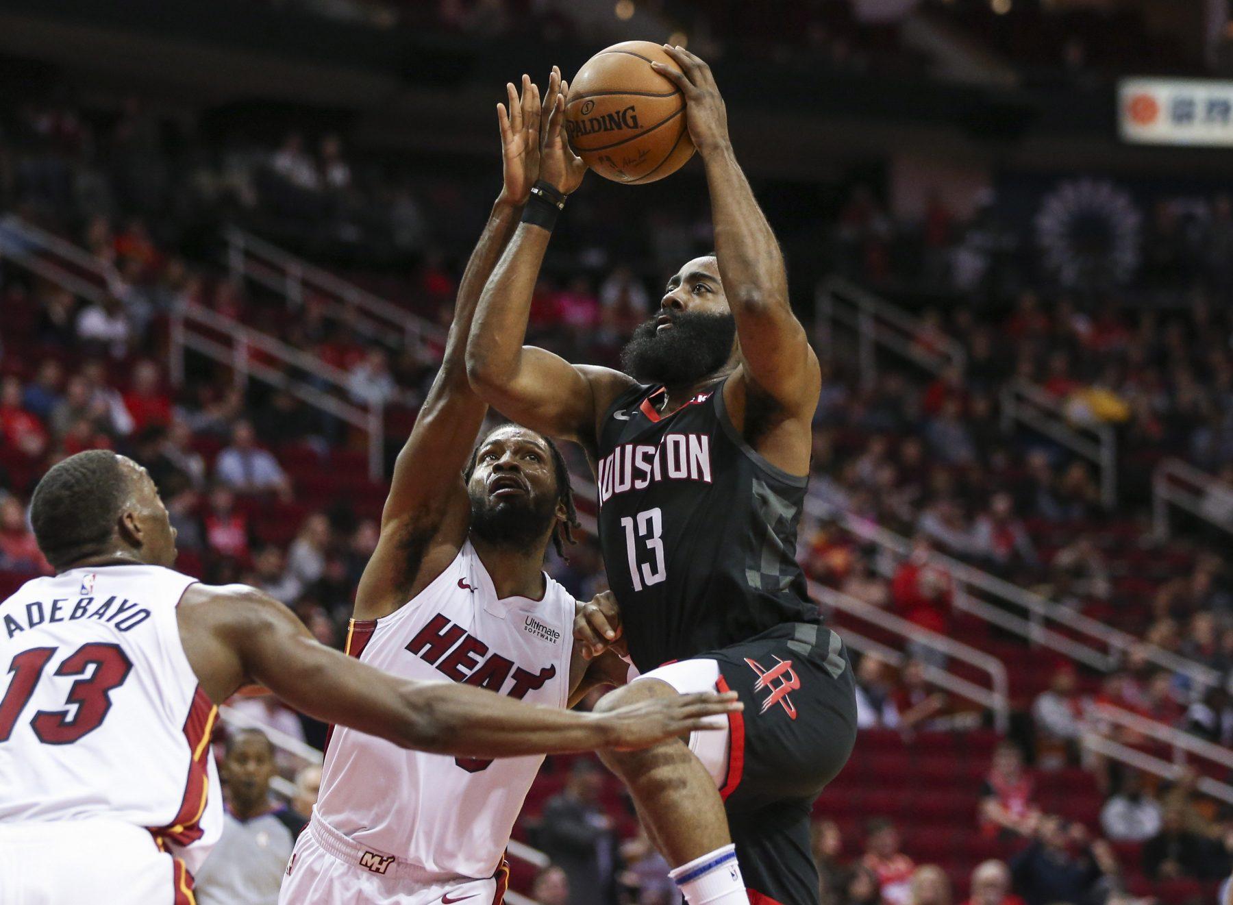 James Harden Miami Heat