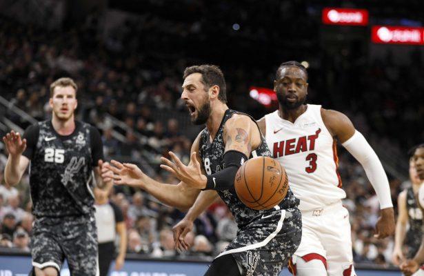 Dwyane Wade Miami Heat vs. Spurs