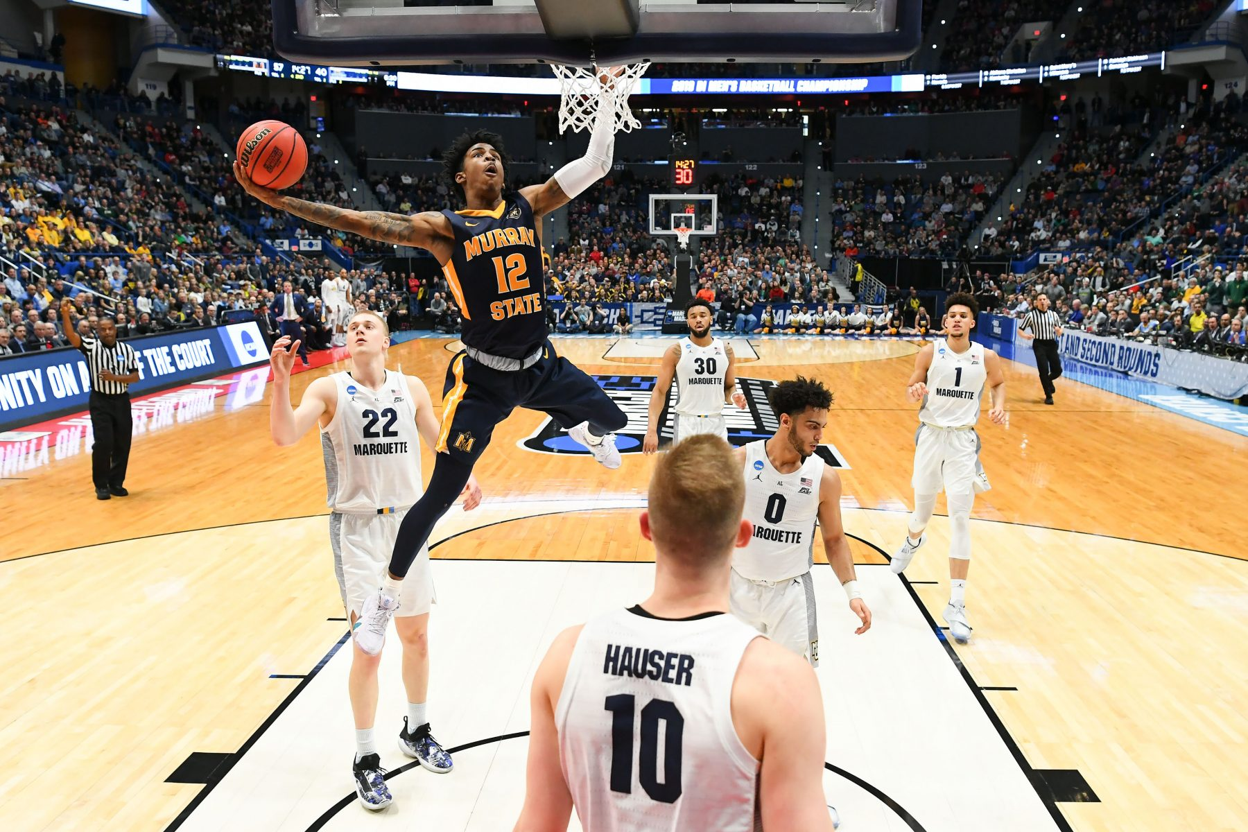 Meet Murray State Star and NBA Draft Riser Ja Morant's Girlfriend