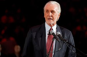 Pat Riley Miami Heat
