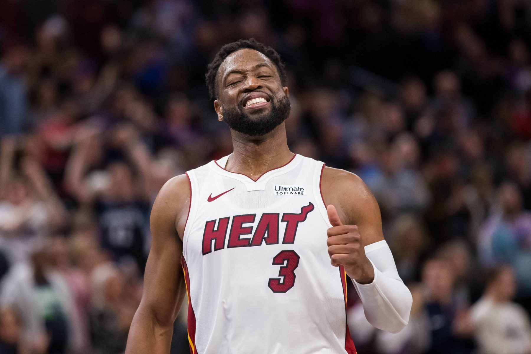 reputable site 5de06 8e412 NBA Store Releases Dwyane Wade's Jersey Ranking for 2018-19 ...