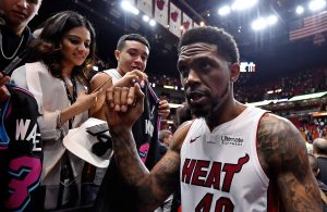 Udonis Haslem Miami Heat Fans