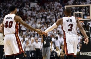 Dwyane Wade and Miami Heat