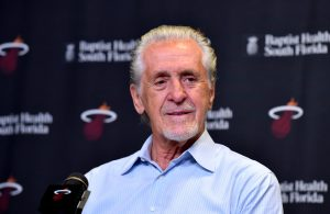 Miami Heat Pat Riley