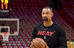 Miami Heat Juwan Howard