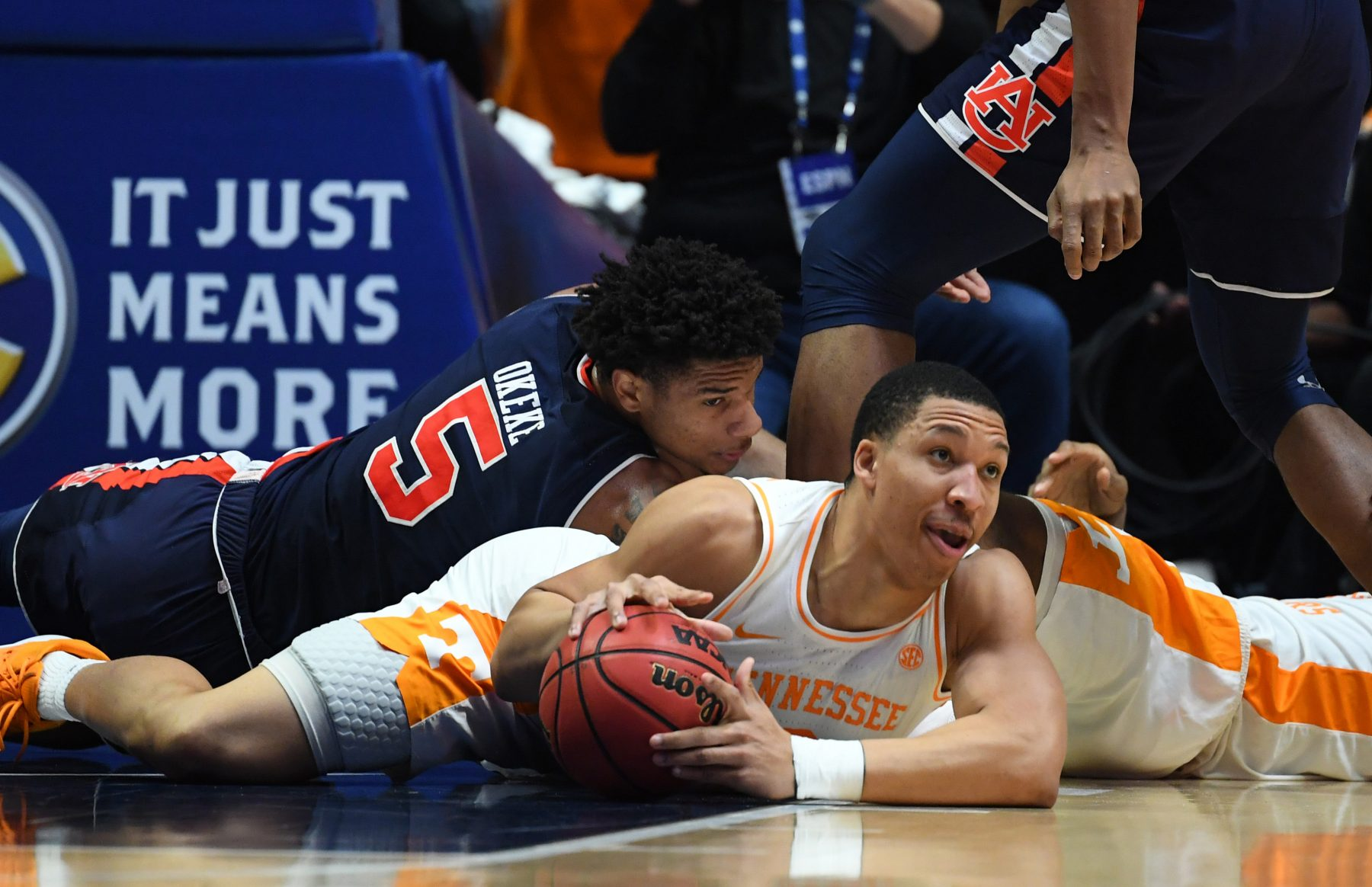Grant Williams Tennessee