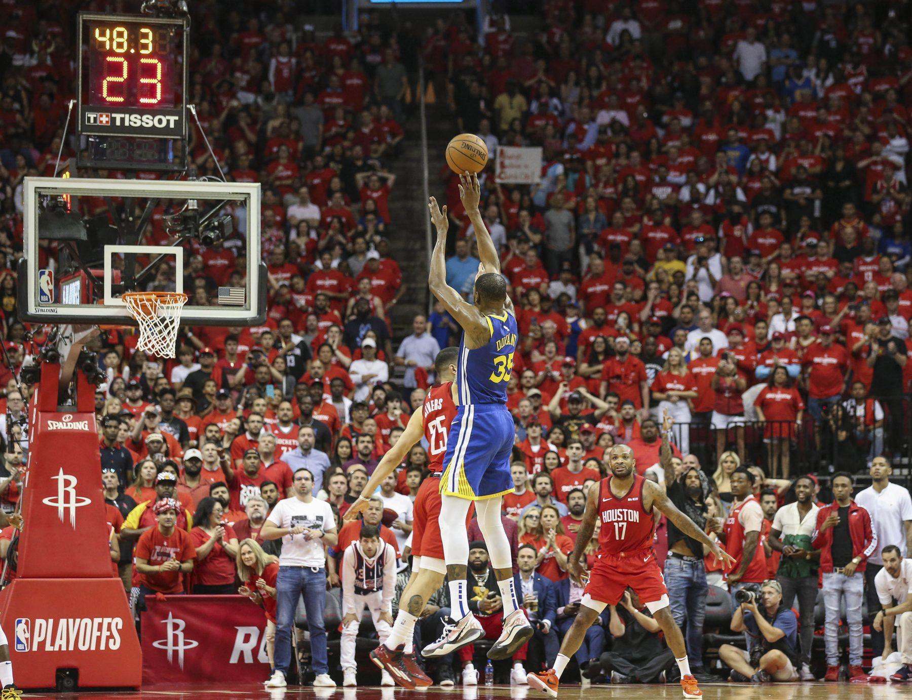 Kevin Durant Houston Rockets