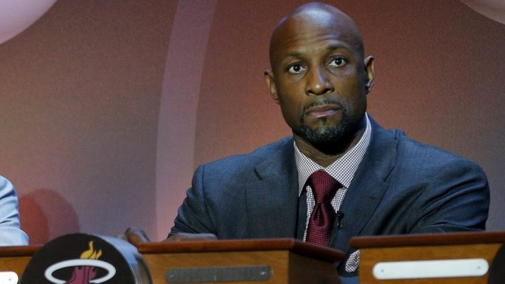 Alonzo Mourning Miami Heat