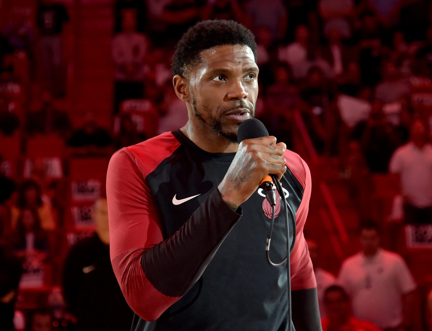 Udonis Haslem Agrees To One-Year Deal With Heat