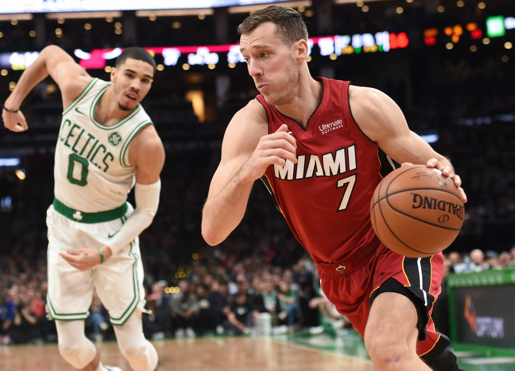 01943260 Goran Dragic Expresses Desire to Stay With Miami Heat 'Forever ...