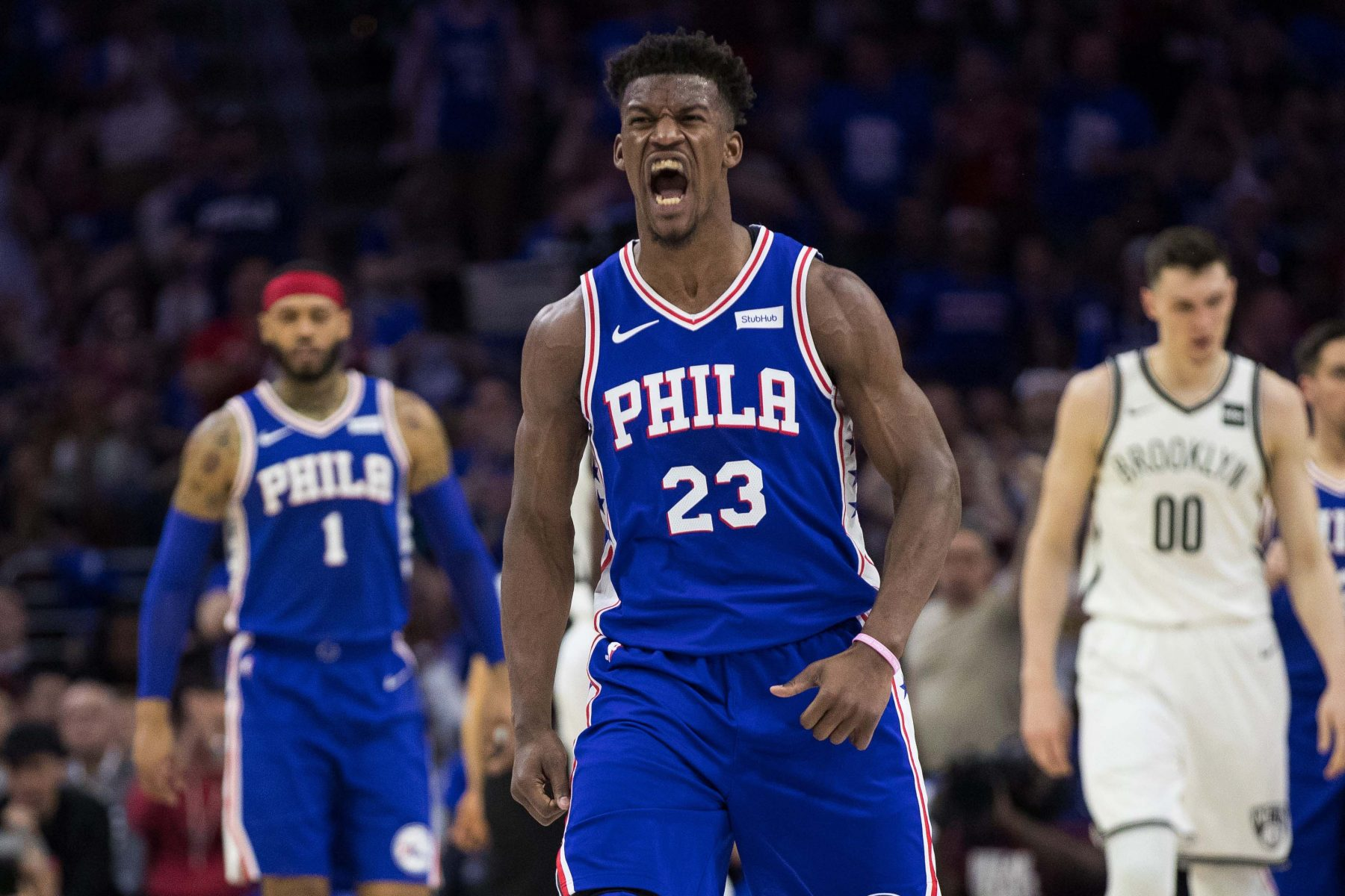 Report: Jimmy Butler turned down 5-year max from Philadelphia 76ers to sign with Miami Heat