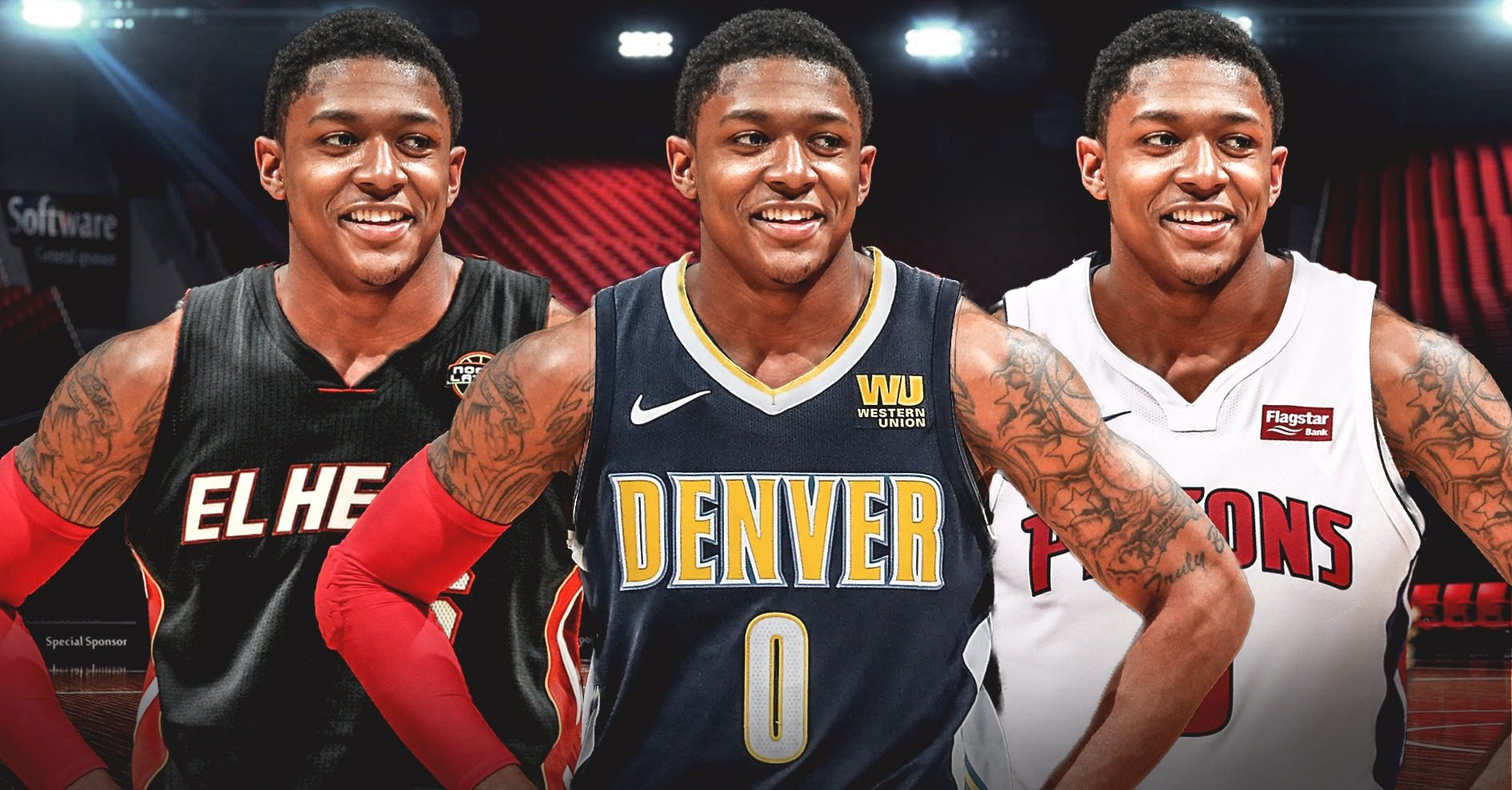 Bradley Beal on Miami Heat, Denver Nuggets, and Detroit Pistons