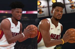 Jimmy Butler NBA 2K20