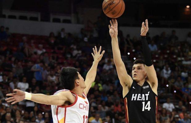 NBA Rookies Declare Tyler Herro as Best Shooter in 2019 Draft Class