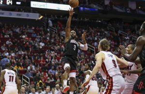 Chris Paul Miami Heat Houston Rockets
