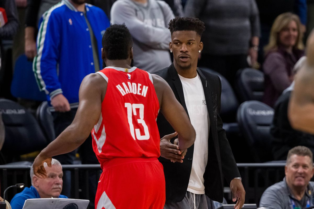 Jimmy Butler Houston Rockets