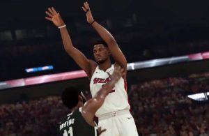 Jimmy Butler NBA 2K20
