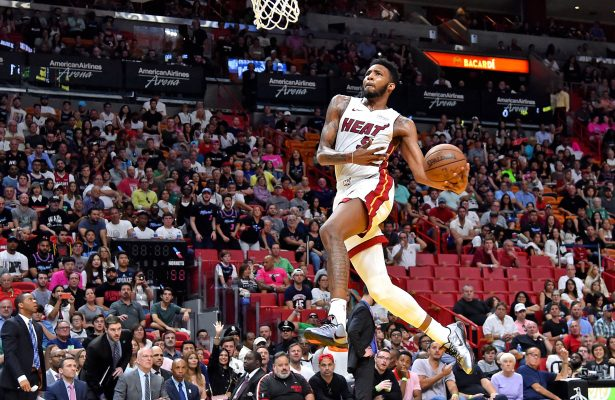 Report: Derrick Jones Jr. to Face Off Against Kevin Durant in Players-Only NBA 2K Tournament - Heat Nation