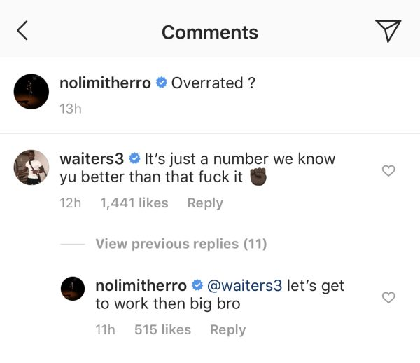 Dion Waiters and Tyler Herro