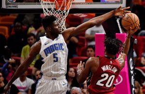 Mo Bamba Miami Heat