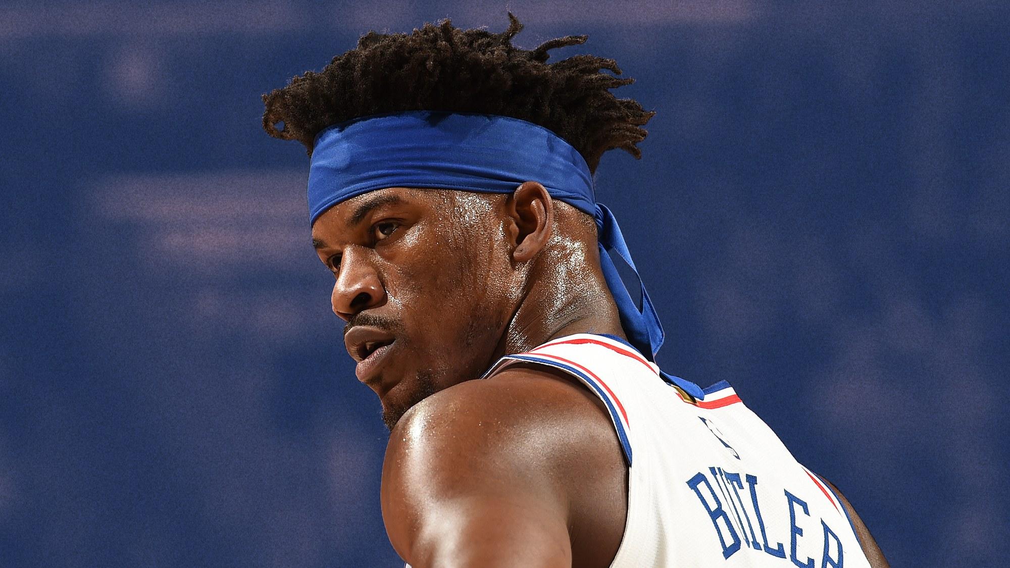 Report Nba Will No Longer Allow Ninja Style Headbands Jimmy