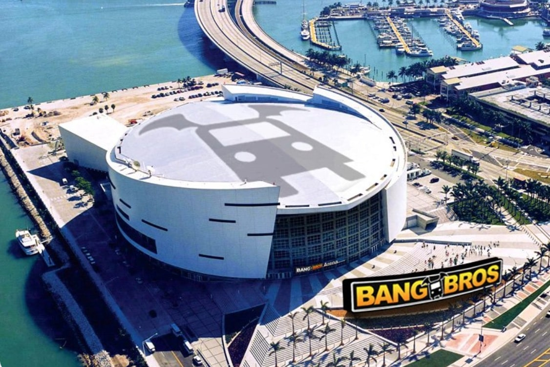 Report: BangBros to Submit $10M Bid for Naming Rights to Miami Heat Arena