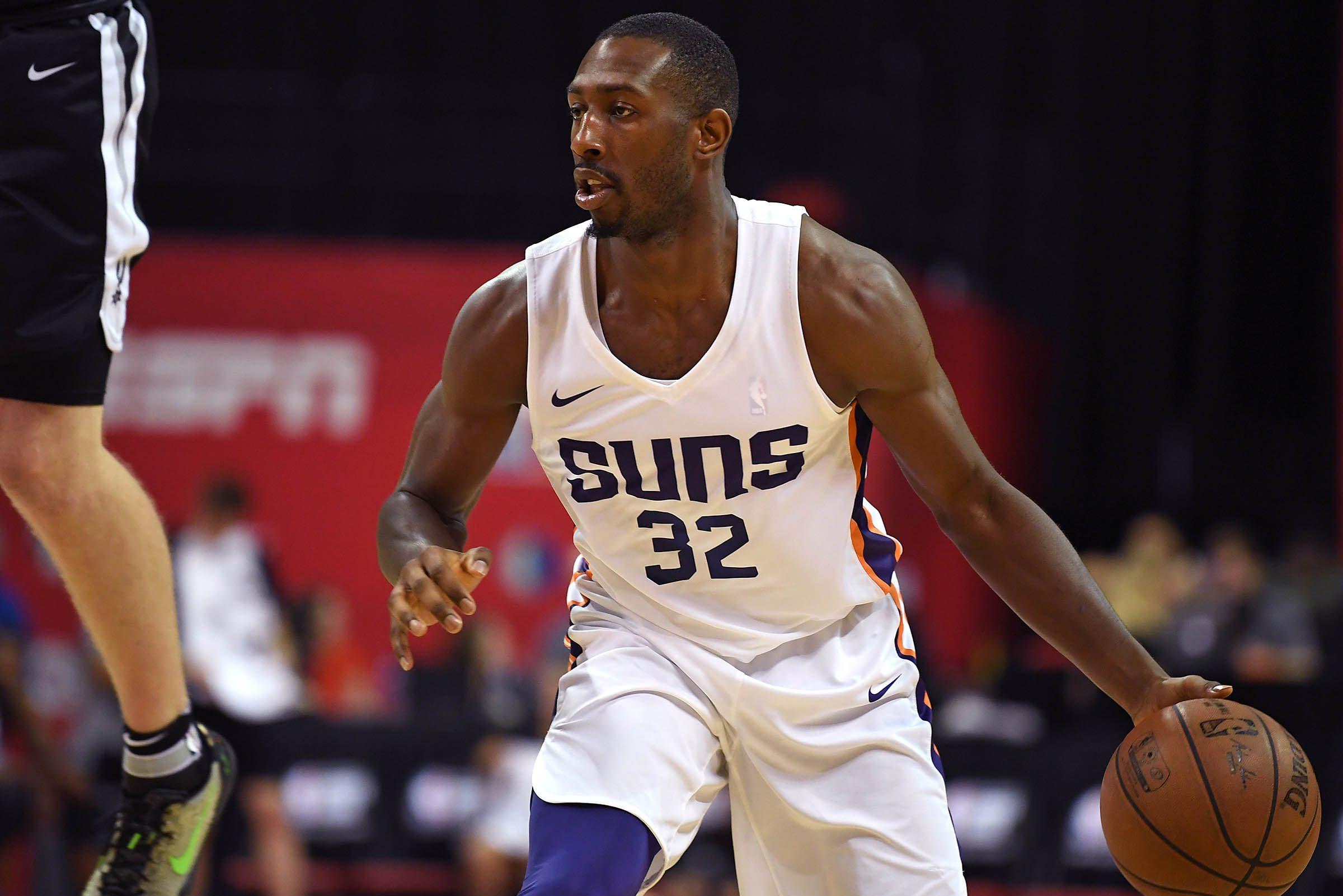 Davon Reed Phoenix Suns