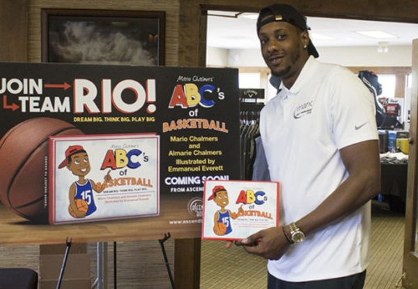 Mario Chalmers Children Book
