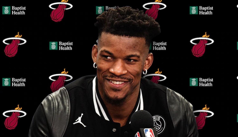 Jimmy Butler Miami Heat