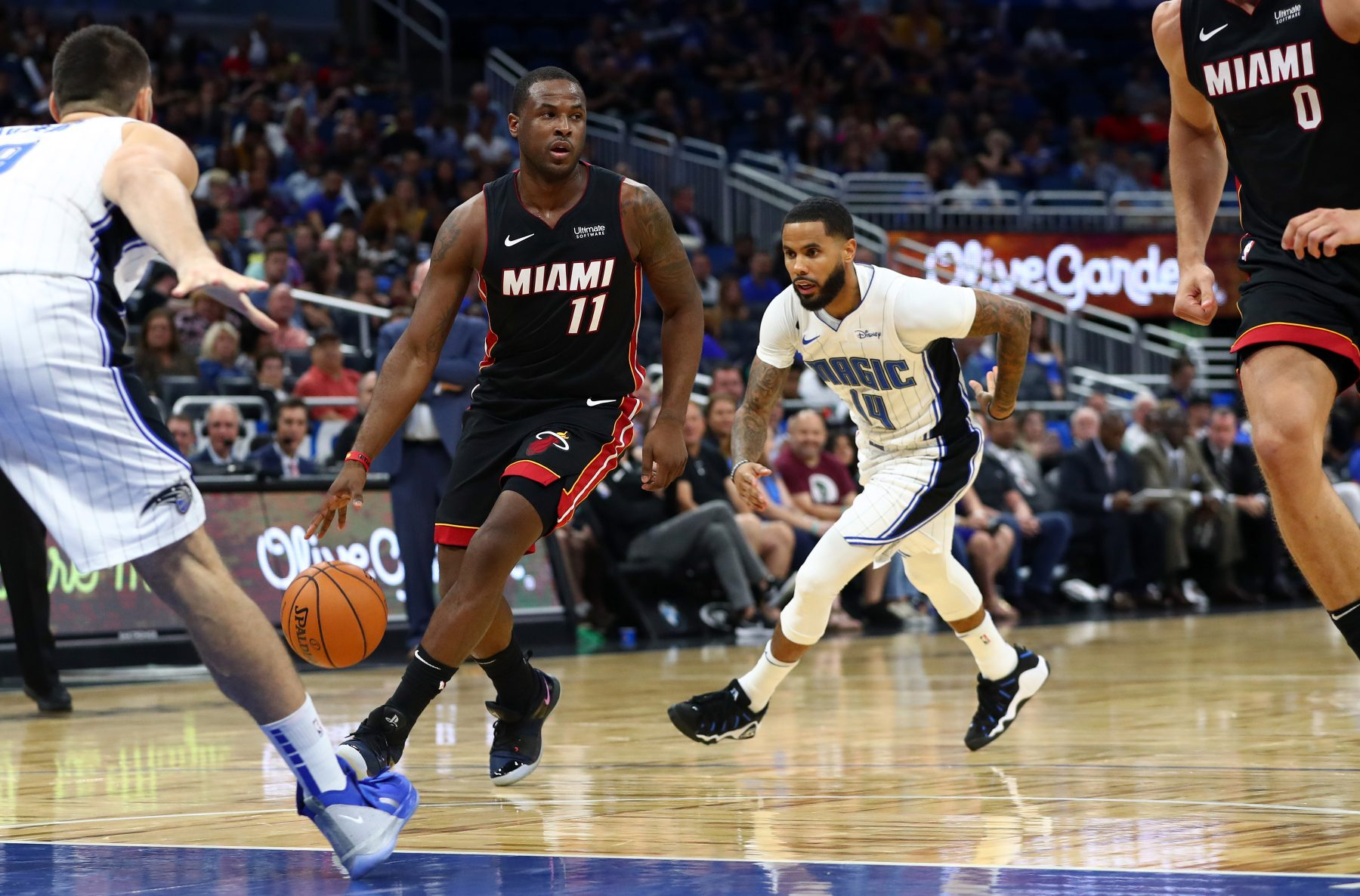 Heat suspend Dion Waiters for season opener over conduct