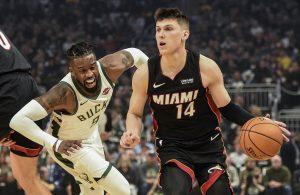 Tyler Herro Miami Heat