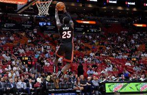 Kendrick Nunn Miami Heat