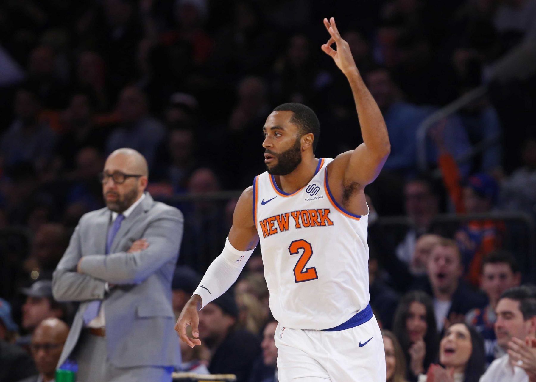 Wayne Ellington New York Knicks