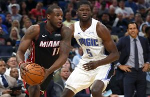 Dion Waiters and Mo Bamba