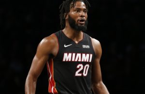 Justise WInlsow Miami Heat