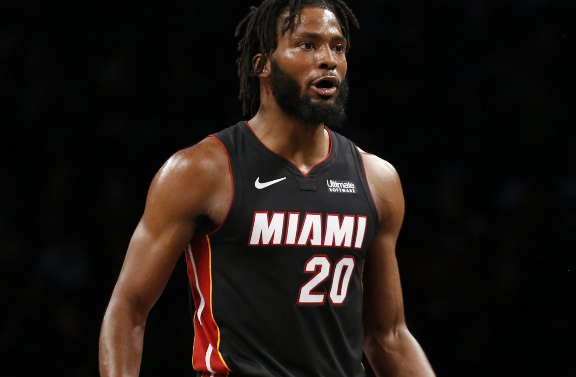 Justise WInlsow Miami Heat