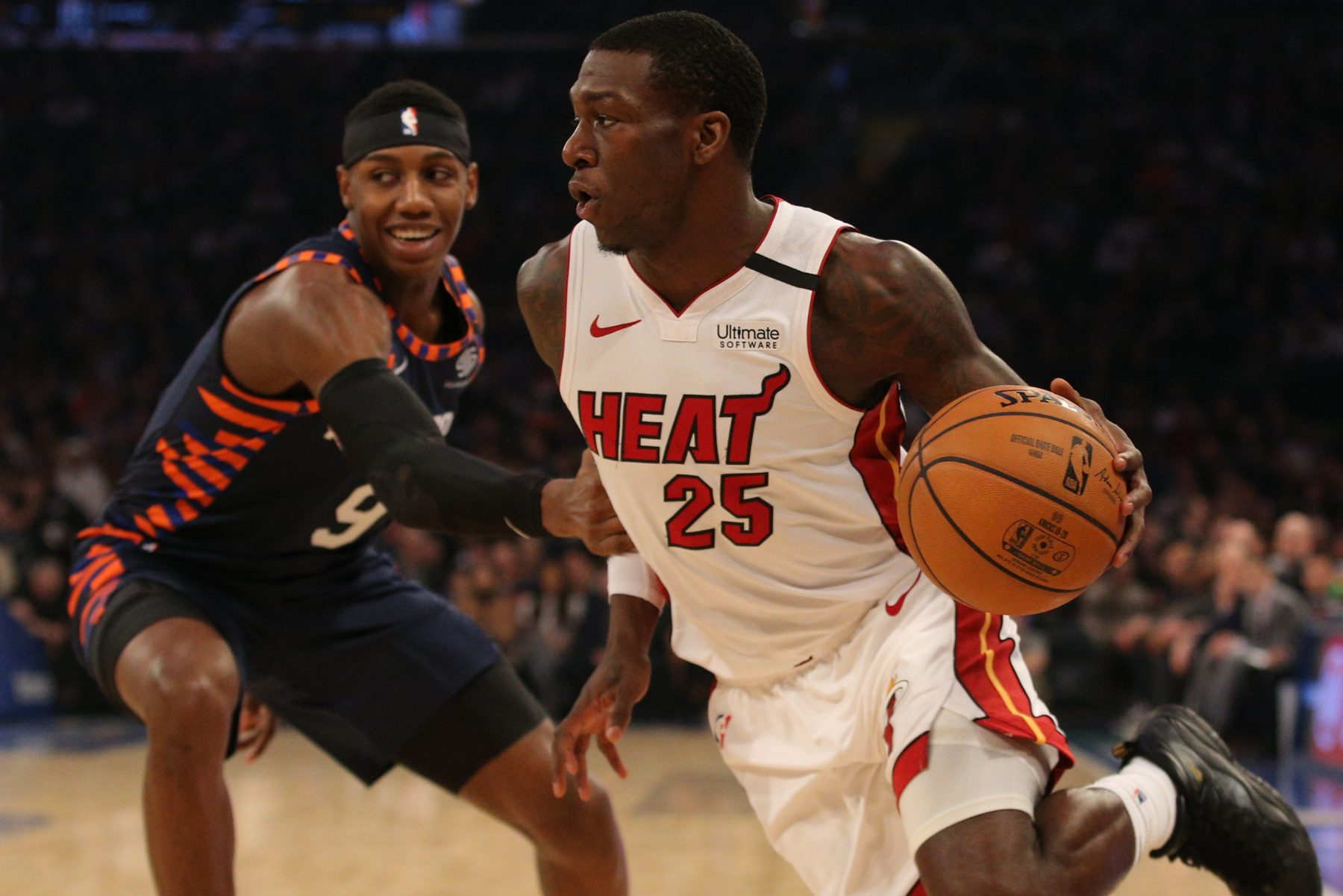 Kendrick Nunn Describes What Led to Him Hitting 'Wall' in 1st Season With Miami Heat