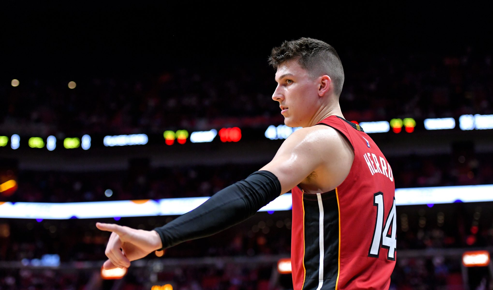 Miami Heat News: Tyler Herro to Play Sunday vs. San Antonio Spurs