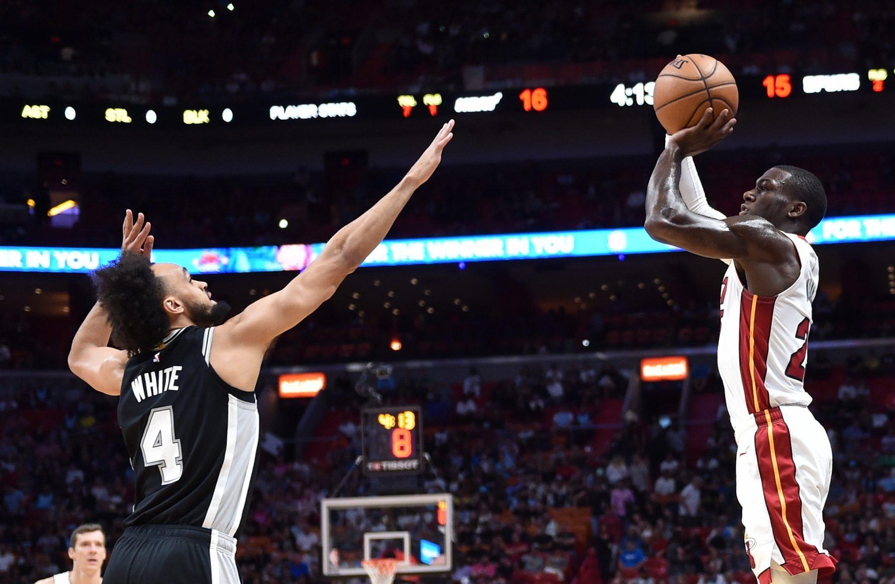 Kendrick Nunn Spurs