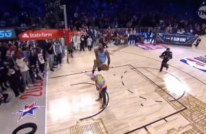 Derrick Jones Jr. Dunk Contest