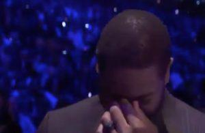Dwyane Wade Crying